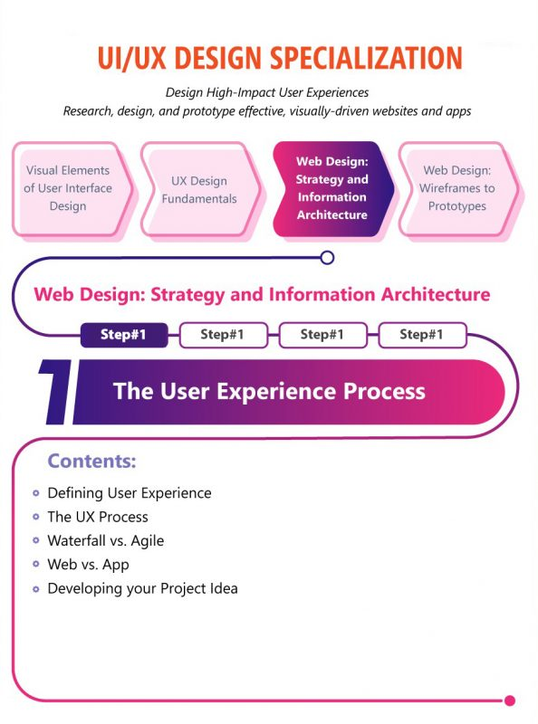 The User Experience Process