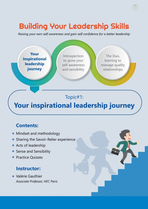 Your Inspirational Leadership Journey