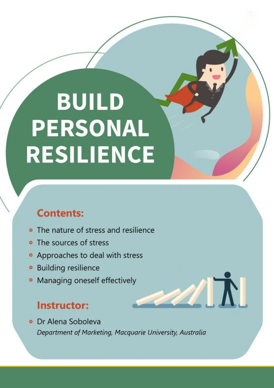 Build Personal Resilience