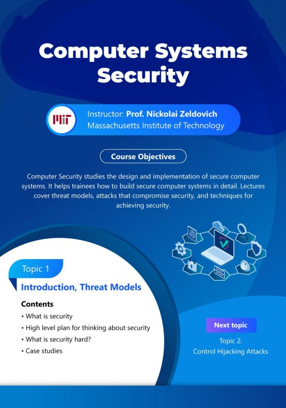 Introduction, Threat Models