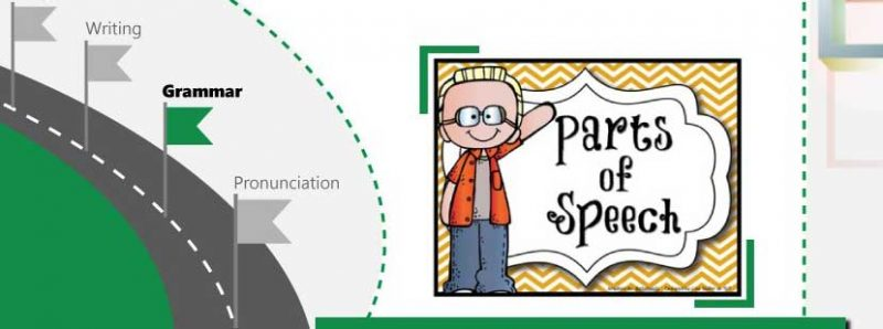 9 Parts of Speech in English