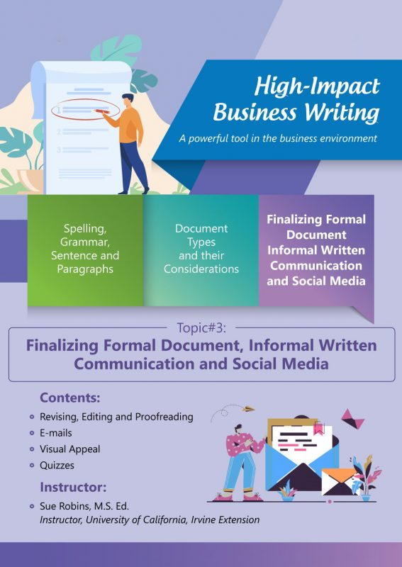 High-Impact Business Writing