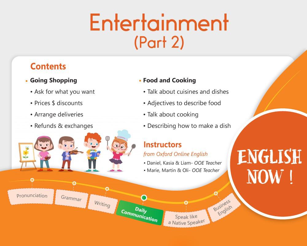 Entertainment (Part 2)