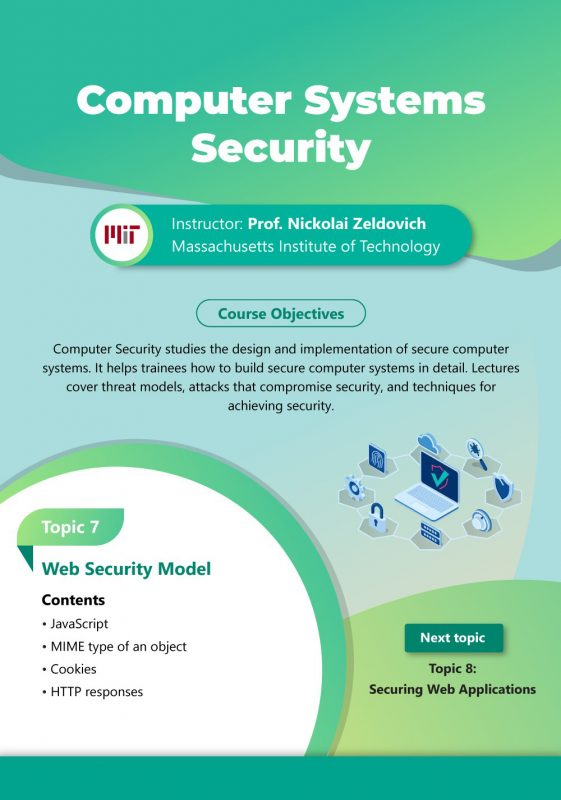 Web Security Model
