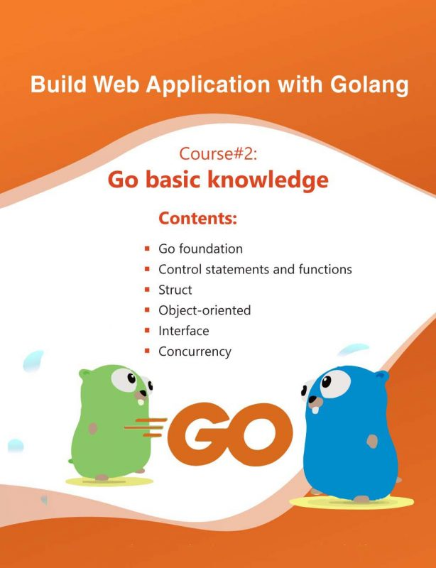 20- Build Web Application with Golang
