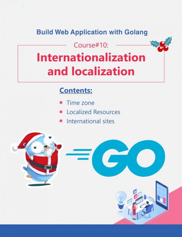 20- Build Web Application with Golang 10