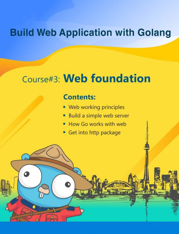 20- Build Web Application with Golang 3