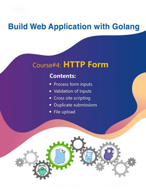 20- Build Web Application with Golang 4