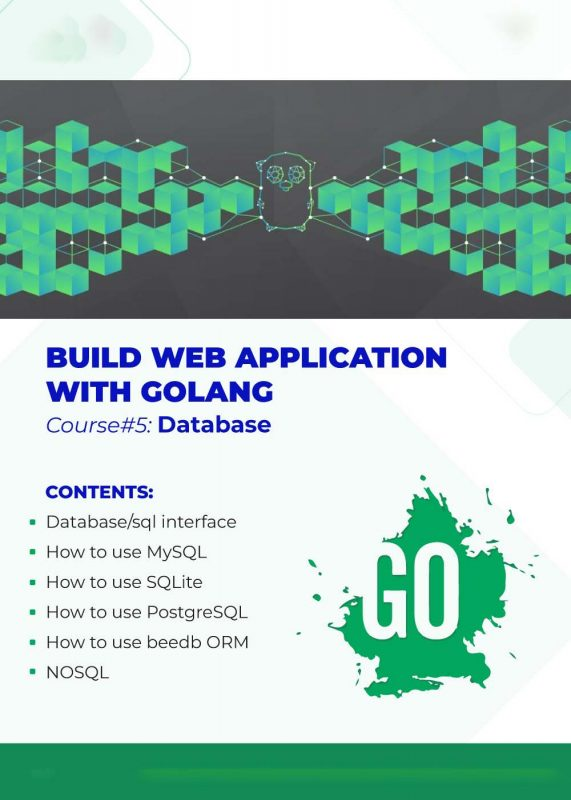 20- Build Web Application with Golang 5