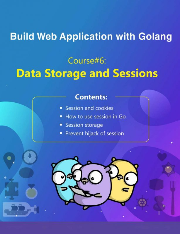 20- Build Web Application with Golang 6