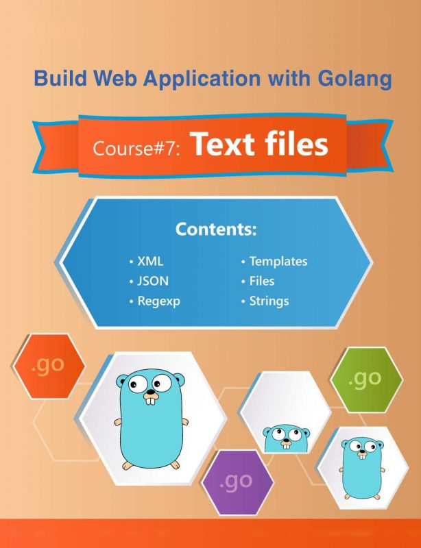 20- Build Web Application with Golang 7