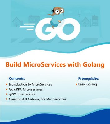 Build MicroServices with Golang